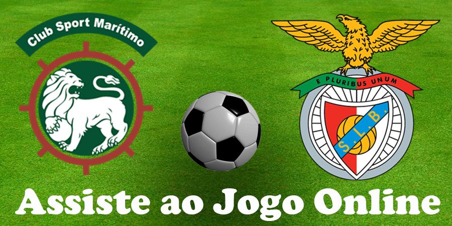 Como Assistir ao jogo Marítimo Benfica online e com excelente qualidade