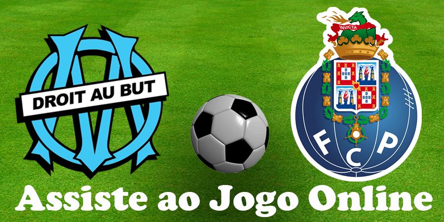 Como Assistir ao jogo Marselha Porto online e com excelente qualidade