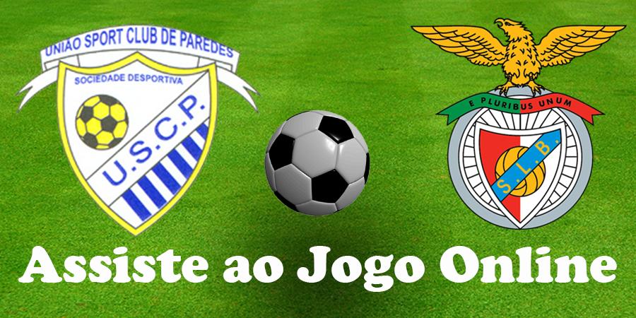 Como Assistir ao jogo Paredes Benfica online e com excelente qualidade