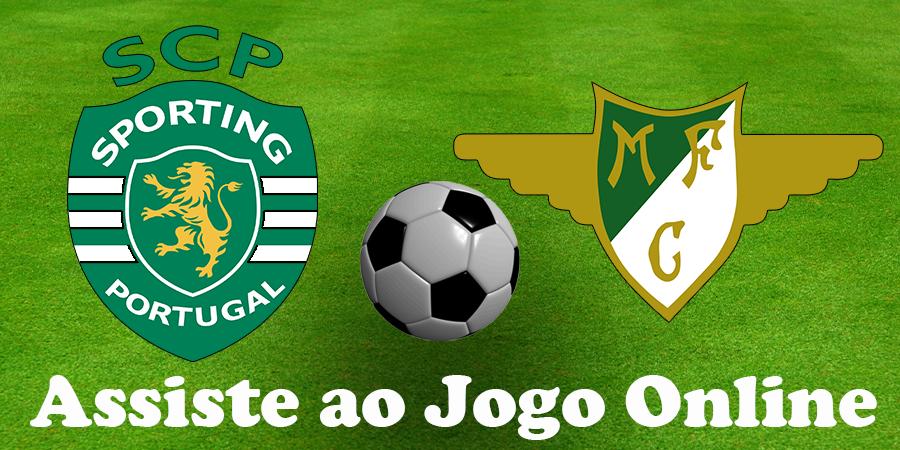 Como Assistir ao jogo Sporting Moreirense online e com excelente qualidade