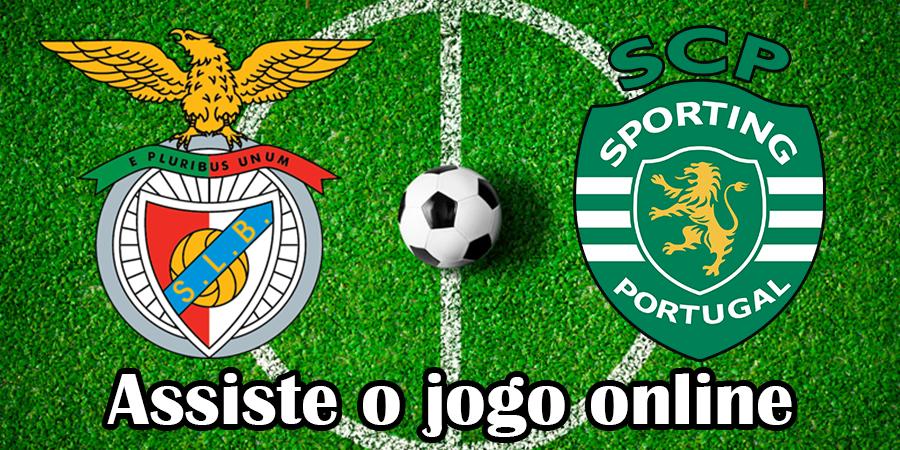 Como Assistir ao jogo Benfica Sporting online e com excelente qualidade