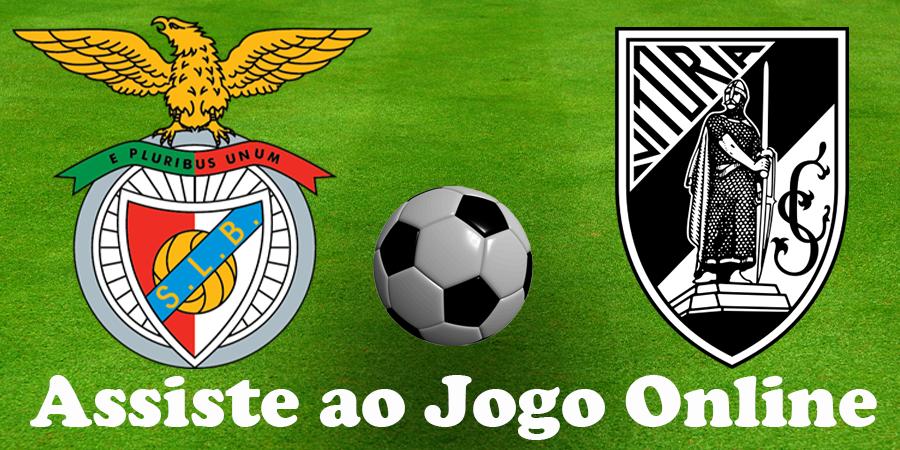 Como Assistir ao jogo Benfica Guimarães online e com excelente qualidade