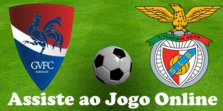 Como Assistir ao jogo Gil Vicente Benfica online e com excelente qualidade
