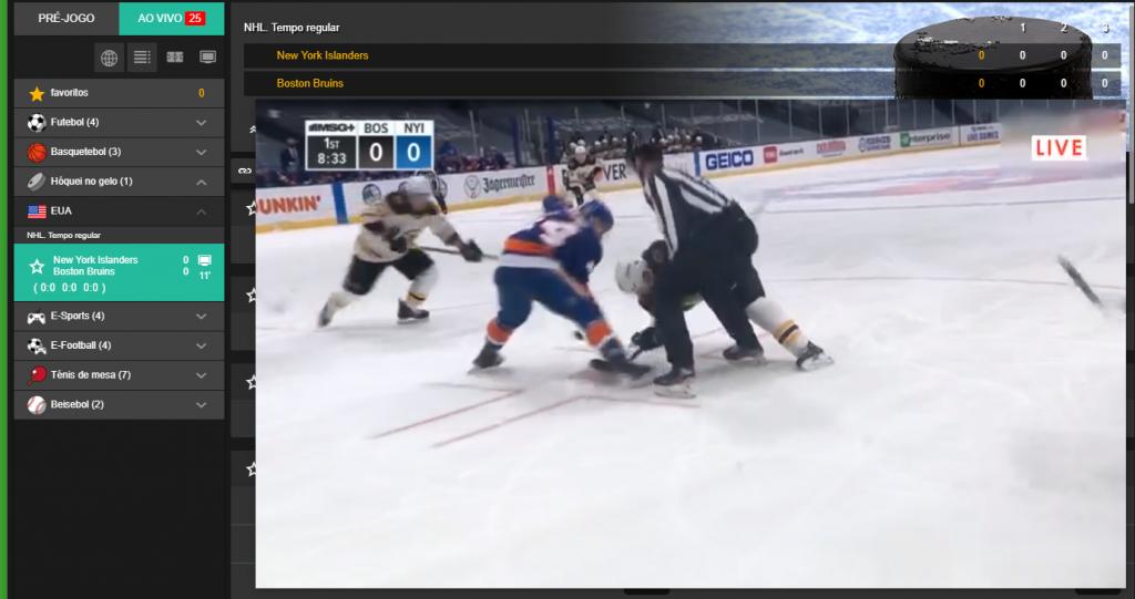 Como assistir a todos os jogos de Hóquei no Gelo ao vivo grátis e com toda a qualidade