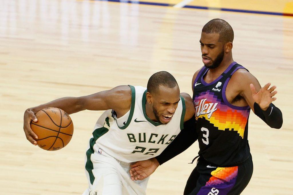 Análise e Prognósticos NBA – Phoenix Suns vs Milwaukee Bucks - Jogo 3