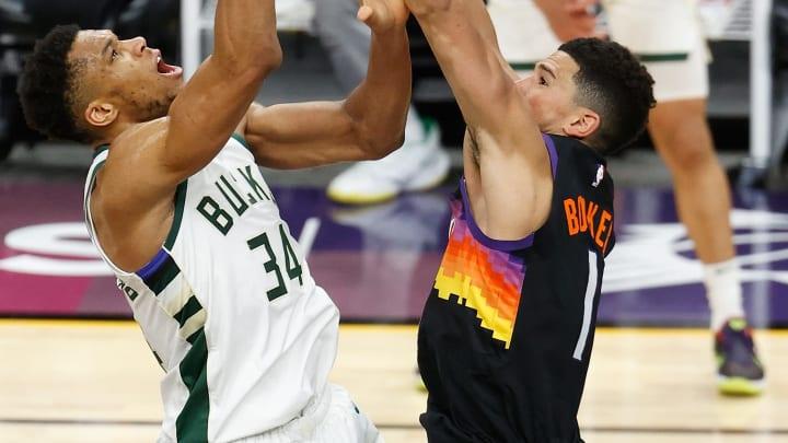 Milwaukee Bucks Phoenix Suns -  Análise do Jogo 1 da Final da NBA, 2021