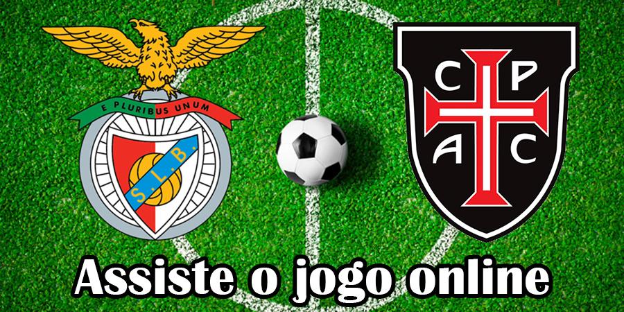 Como Assistir ao jogo Benfica Casa Pia online e com excelente qualidade