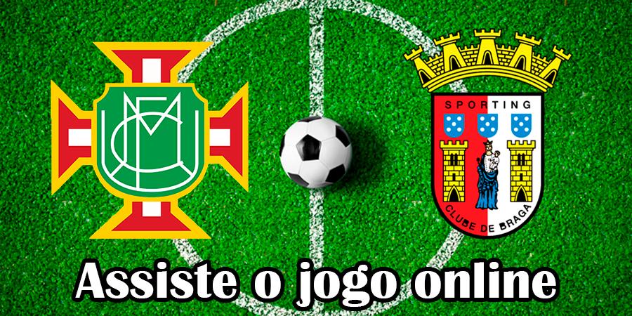 Como Assistir ao jogo Moitense Braga online e com excelente qualidade
