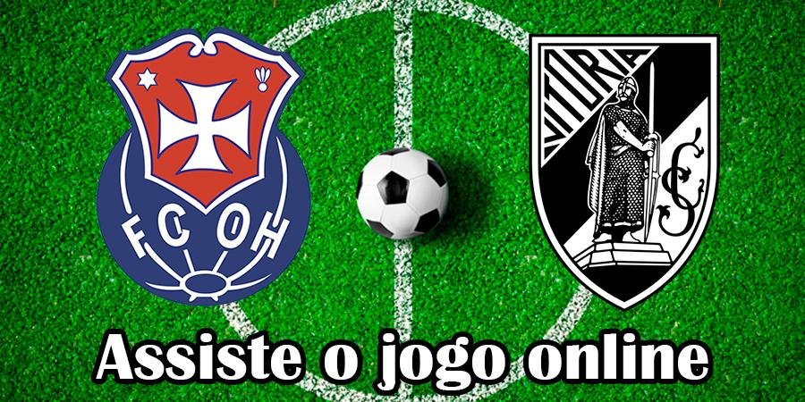 Como Assistir ao jogo Oliveira do Hospital Guimarães online e com excelente qualidade