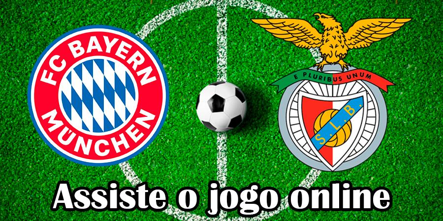 Como Assistir ao jogo Bayern Munique Benfica online e com excelente qualidade